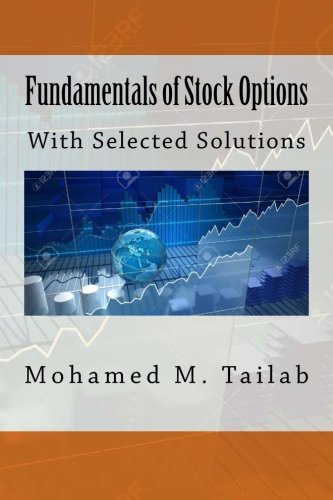 Fundamentals of Stock Options: With Selected Solutions PDF