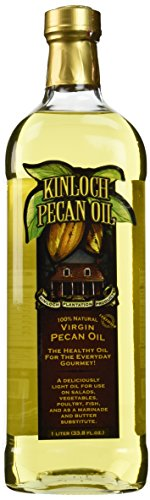 Kinloch Plantation Products Pecan Oil, Two (2) 1000 ML Bottles