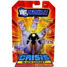 Picture of Mattel DC Universe Infinite Heroes Crisis Series 1 Action Figure #32 Black Canary (B001SKZXGM) (Mattel Action Figures)