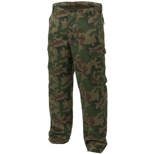 Mil-Tec BDU Ranger Combat Trousers Polish Woodland size XL (Ranger Combat Pants compare prices)