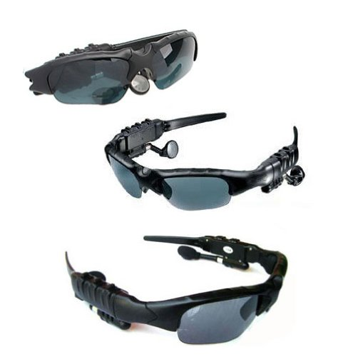 Sunglasses 2GB Headset Headphone Mp3 Player Sun Glass