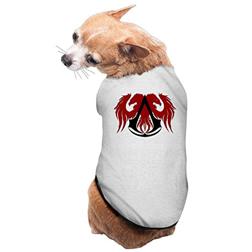 Vest Dog Sweaters Assassin Dog Jacketscomfortable