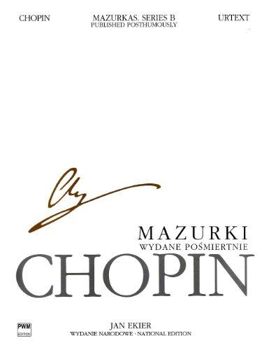ショパン : マズルカ集/エキエル編 (ポーランド語版)/ポーランド音楽出版社/ピアノ・ソロ