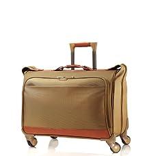 Hartmann Intensity Belting Carry-On Spinner Garment Bag