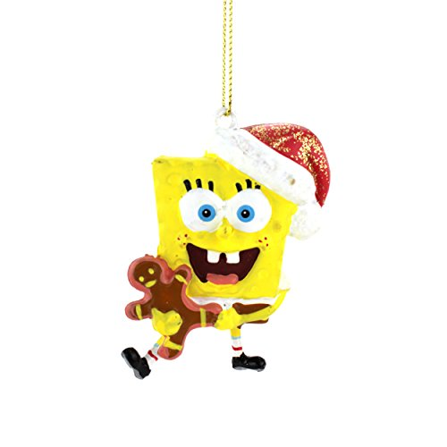Spongebob and Patrick Kurt Adler Ornaments (Spongebob)