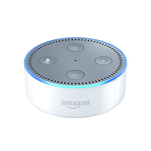 echo dot 2nd generation bluetooth alexa device white. Black Bedroom Furniture Sets. Home Design Ideas