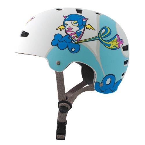 TSG 12 Women Evolution Art Series Helmet,Cloudy,L/XL