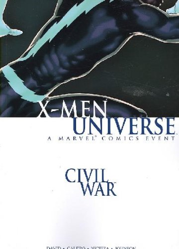 Civil War: X-Men Universe (Marvel Civil War Marvel Universe compare prices)