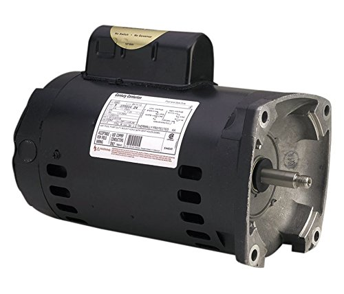 Pool Motor, 3/4 Hp, 3450 Rpm, 115/230V