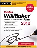 img - for Quicken Willmaker Plus 2012 Edition book / textbook / text book