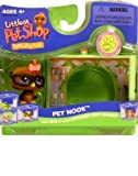 Littlest Pet Shop Pet Nook - Owl in Library