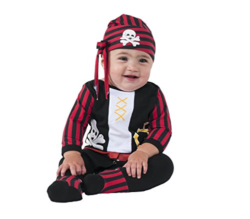 Rubie's Costume Co Baby Boys' Pirate Boy Costume