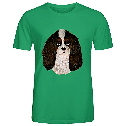 Shes A Lady Std Adult Men T Shirt Green