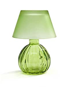 studiosilversmiths 44122 light green glass votive lamp. Black Bedroom Furniture Sets. Home Design Ideas