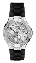 Guess Ladies Watches Guess Sport Ladies Rubber Strap 11040L1 - WW