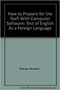 Test of English as a Foreign Language (TOEFL) Test Prep ...