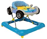 United Kids 902003 Baby Walker Car mit Musik, blau