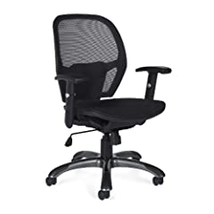 OTG11810B All Mesh Executive Chair