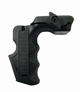 Command Arms Magazine Well Grip w/ Battery Storage & Pressure Switch Mount