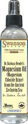 Dr. Barbara Hendel's Magnesium Oil From the Ancient Zechstein Sea 8 fl oz