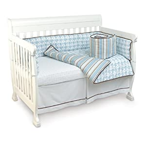 Boppy 3 Piece Organic Bedding Set