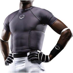 EvoShield Protective Rib Shirt, Medium