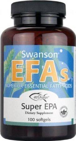 Super Epa 100 Sgels (3) by Swanson (Swanson Super Epa compare prices)
