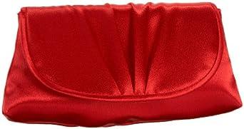 La Regale 24106 Evening Bag,Red,one size