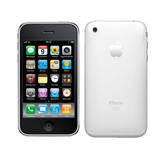 iPhone 3GS - 16g - weiß