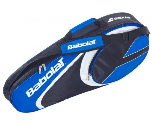 BABOLAT Club Line 3 Racquet Bag (Blue)