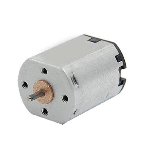 Water & Wood Repairing Dc 6V 6000Rpm 0.01A 1Mm Shaft Mini Motor For Diy Cars