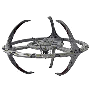 Star Trek Starships Figurine Collection Magazine Special #1 Ds9 Space Station