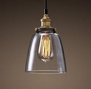 Buyee Modern Vintage Industrial Retro Pendant Edison Light Ceiling Lamp lights by Shenzhen Buyee Trading Co.,Ltd