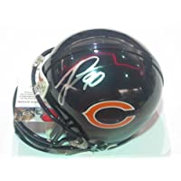 Julius Peppers Chicago Bears Signed Autographed Mini Helmet Authentic Certified COA