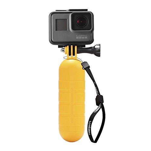 Luxebell® impermeabile Hand Grip Floating maniglia Supporto per Session Hero4, hero3 +, hero3, HERO2 e Hero SJ 4000 SJ 5000 Camera Salva il tuo dispositivo da Sinking