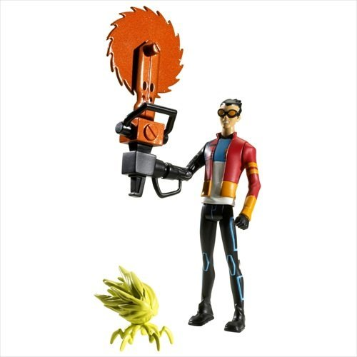 Generator Rex 4 Inch Action Figure Battle Saw Rex Other Outfit