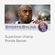 Interview with Ronde Barber  by Ron Barr Narrated by Ron Barr, Ronde Barber