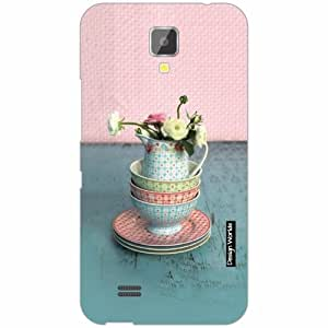 Design Worlds - Gionee Pioneer P2S Designer Back Cover Case - Multicolor Phon...