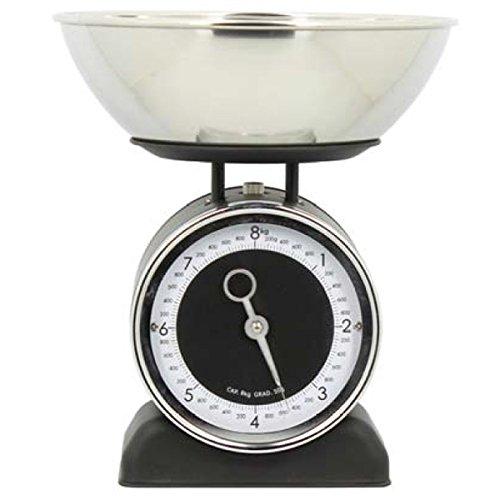 Ogo - 7915010 - Balance de cuisine mécanique 8kg - 50g