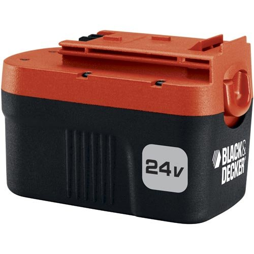 Black & Decker HPNB24 24-Volt Battery for NST1024 String Trimmer and NHT524 Hedge Trimmer