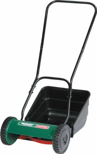Qualcast Panther 380 Hand Powered Cylinder Lawnmower (38 cm Cutting Width)
