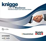 CD WISSEN Coaching - Knigge - Ready for Business, 4 CDs - Christina Tabernig, Anke Quittschau