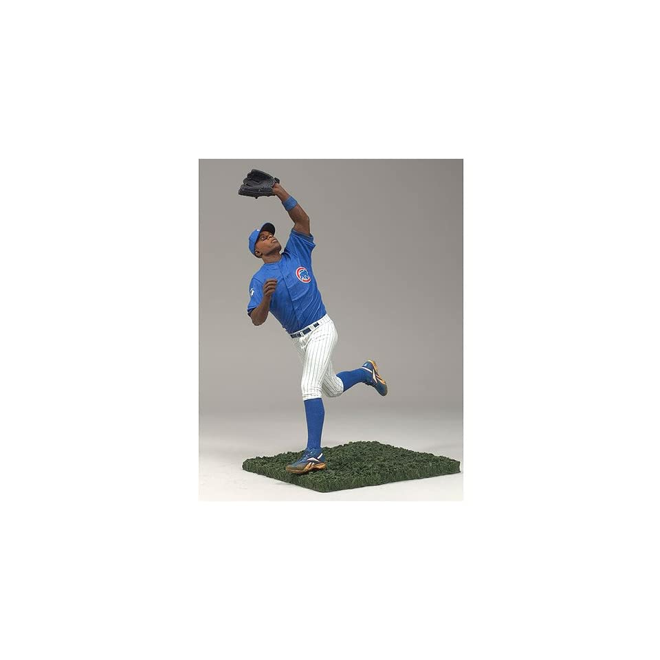 2008 McFarlane MLB Series 21 Alfonso Soriano #12 Chicago Cubs Action Figure