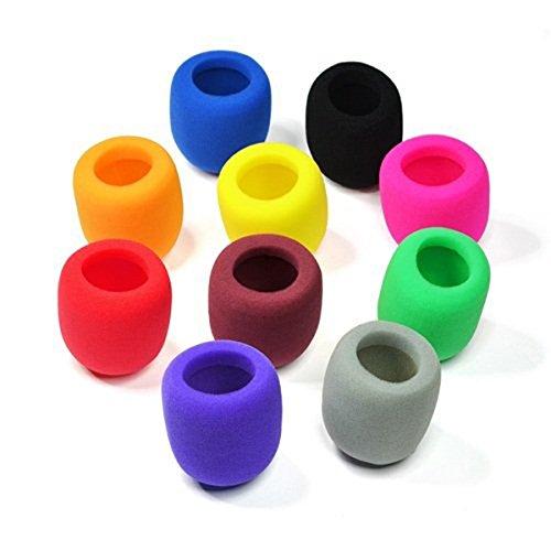 pixnor-10-couleurs-pack-poche-etape-microphone-bonnette-mousse-couverture-micro-karaoke-dj