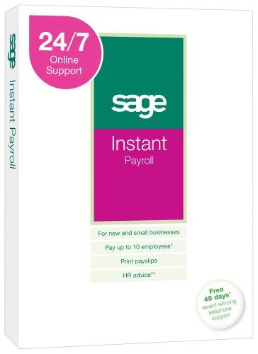 Sage Instant Payroll V11