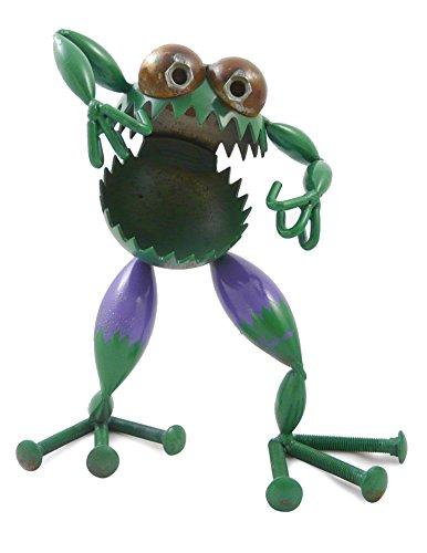 Gnome-Be-Gone Garden Avengers Sculpture - 'The Bulk'