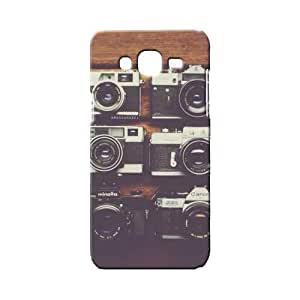 BLUEDIO Designer 3D Printed Back case cover for Samsung Galaxy A7 - G3845