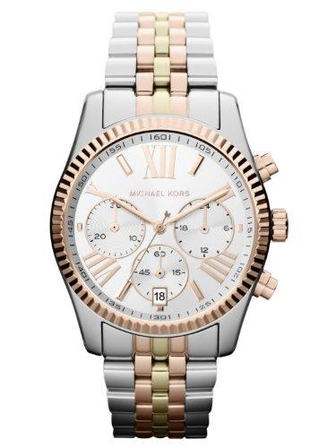 Michael Kors MK5735 Ladies Two Tone Chronograph Watch