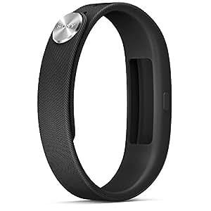 Sony Mobile SWR10 SmartBand Activity Tracking Wristband - Black
