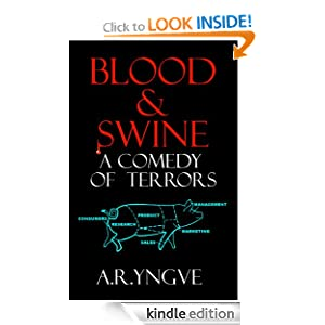 BLOOD & SWINE Kindle Edition